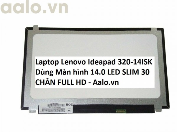 Màn hình Laptop Lenovo Ideapad 320-14ISK