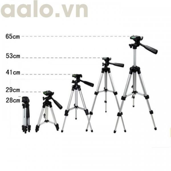 Combo 20 bộ tripod 3110A ( tặng kèm 20 remote)-aalo.vn
