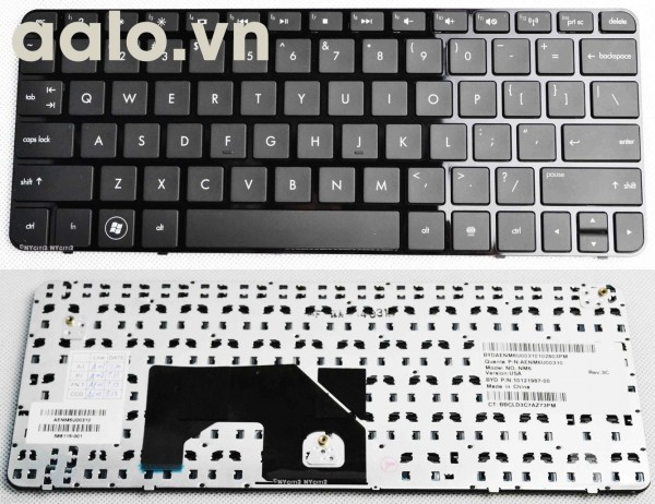 Bàn phím laptop HP Mini210 - keyboard HP