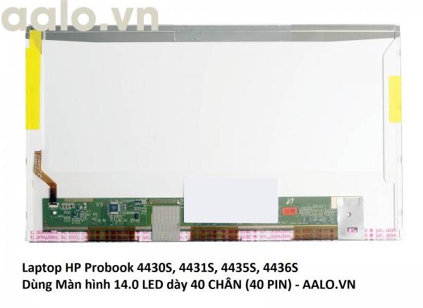 Màn hình laptop HP Probook 4430S, 4431S, 4435S, 4436S