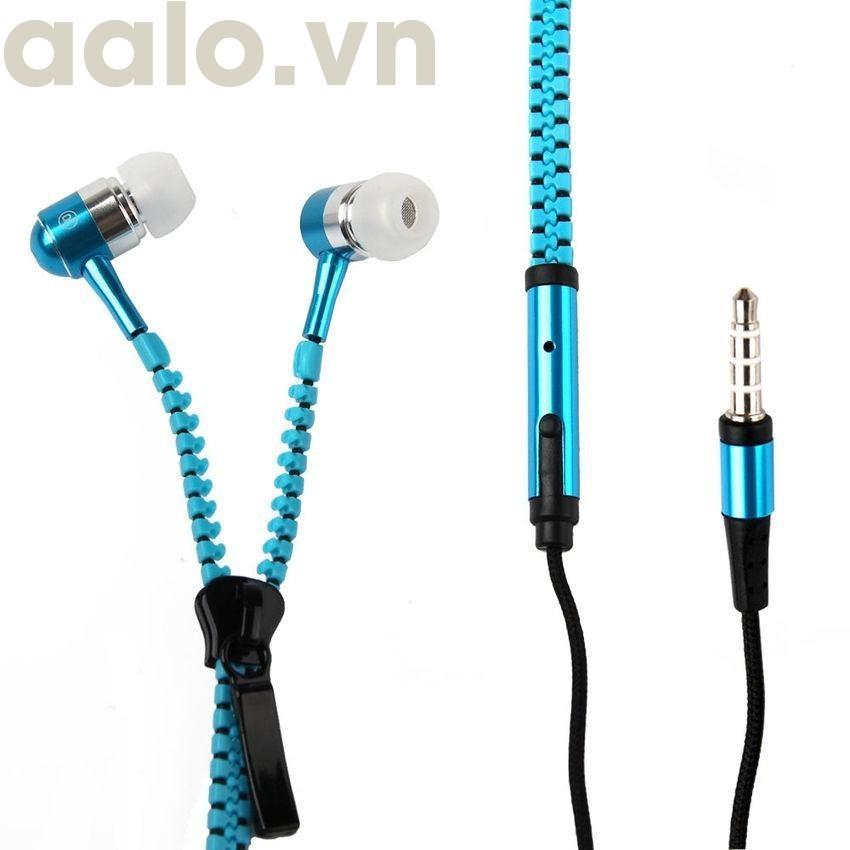 Micro Karaoke tích hợp Loa Bluetooth Q7 Tặng Kèm Tai Nghe Khóa Kéo Zipper - aalo.vn