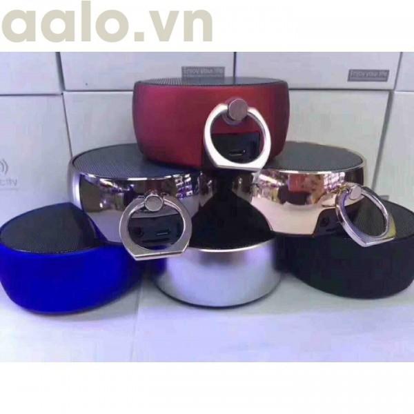 Loa Bluetooth Mini BS-02 Vỏ Kim Loại, Âm Thanh Hay, Có Móc Treo Tiện Lợi-aalo.vn