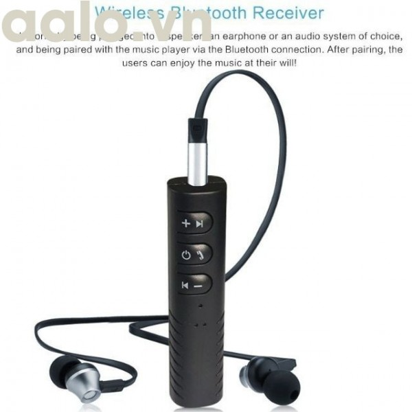 Wireless Adapter tạo kết nối âm thanh 4.1 rảnh tay-aalo.vn