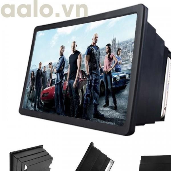 Kính xem phim phóng đại điện thoại 3D thế hệ mới-aalo.vn