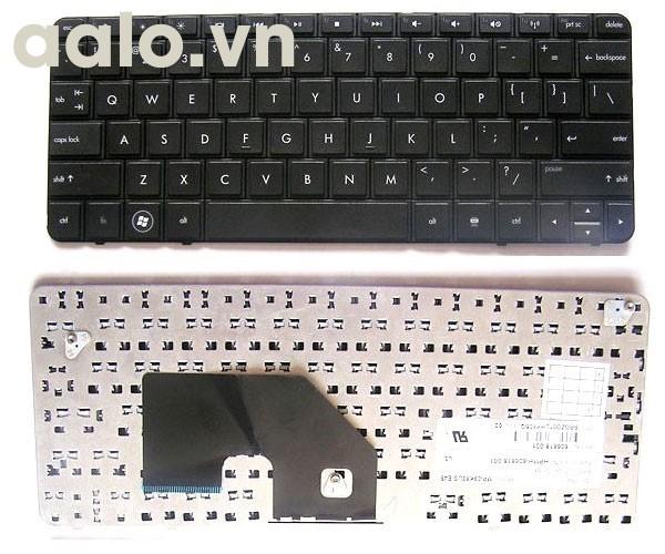 Bàn phím laptop HP CQ10, 1103, 110-3000, 110-3500, 110-3600 - keyboard HP