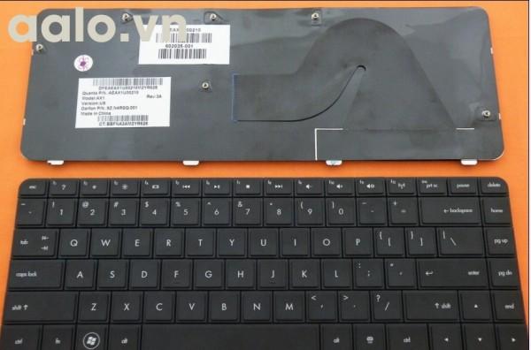 Bàn phím laptop HP CQ42 G42 G42-100, G42-200, G42-300, G42-400, CQ42-100, CQ42-200 CQ42-300 - keyboard HP