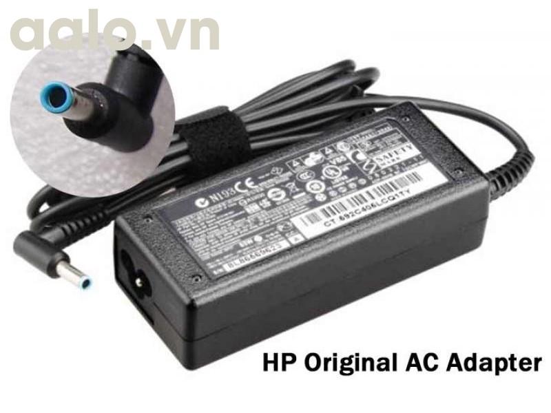 Sạc pin laptop Hp 19V - 3.3A  chân kim nhỏ - Adapter HP