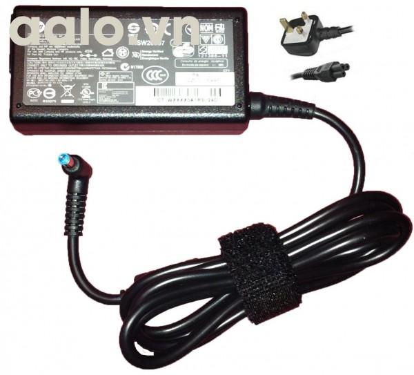 Sạc pin laptop HP  19V - 2.31A chân kim nhỏ - Adapter HP