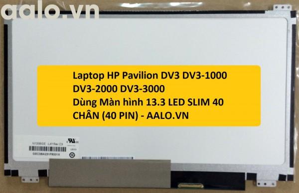 Màn hình Laptop HP Pavilion DV3 DV3-1000 DV3-2000 DV3-3000