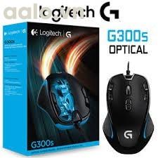 Chuột game thủ Logitech G300S (Đen)