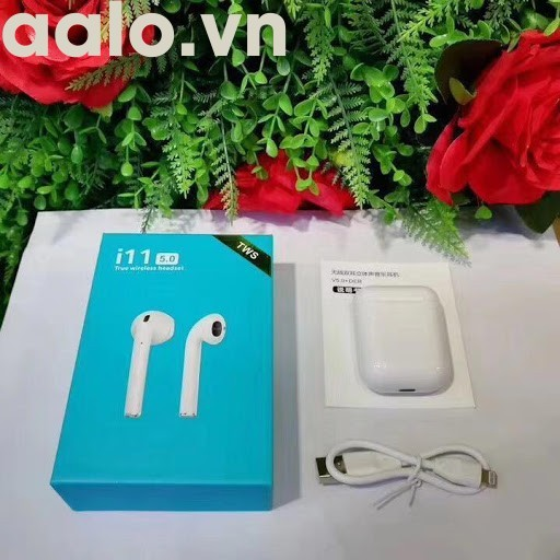 Tai nghe I11 Bluetooh 5.0 cảm ứng - aalo.vn