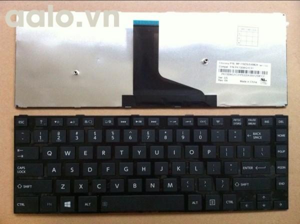 Bàn phím laptop TOSHIBA L40A,C40A, L45A, S40A - Keyboard TOSHIBA