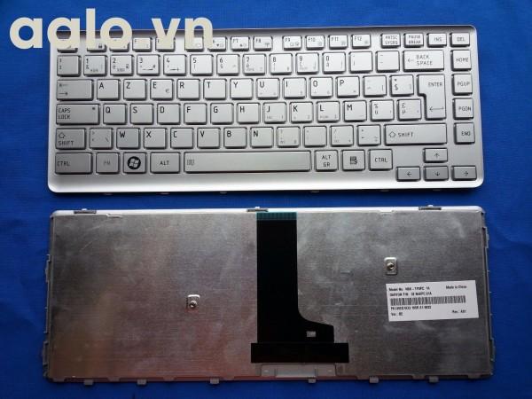 Bàn phím laptop TOSHIBA T230 T230D T235 - Keyboard TOSHIBA