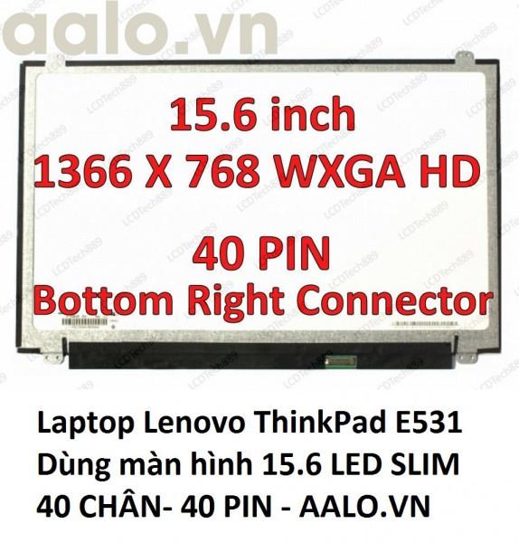 Màn Hình Laptop Lenovo ThinkPad E531