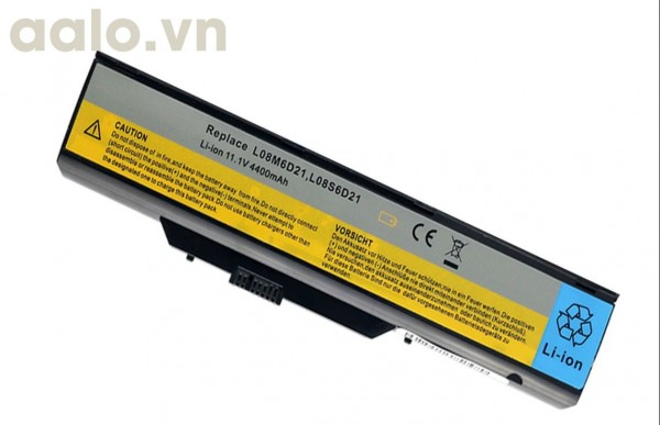 Pin Laptop Lenovo  11.1V 4400mAh - Battery Lenovo