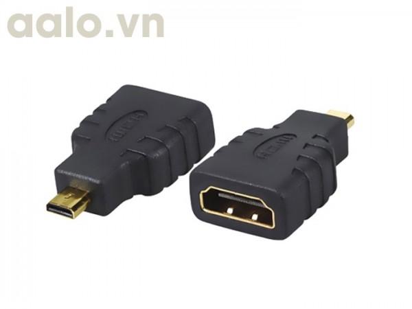 Đầu chuyển HDMI sang micro HDMI