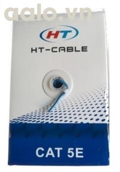 Dây mạng CAT5 HT-Cable 0338 cuộn dài 305M xanh ( chính hãng )