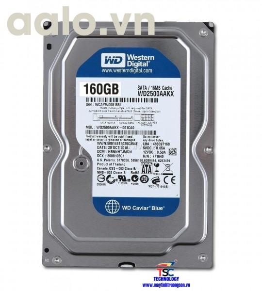 Ổ cứng Western HDD 160Gb | dùng cho máy tính bàn