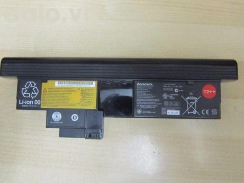 Pin Laptop LenovoX201 tablet X200 tablet 69Wh  - Battery Lenovo