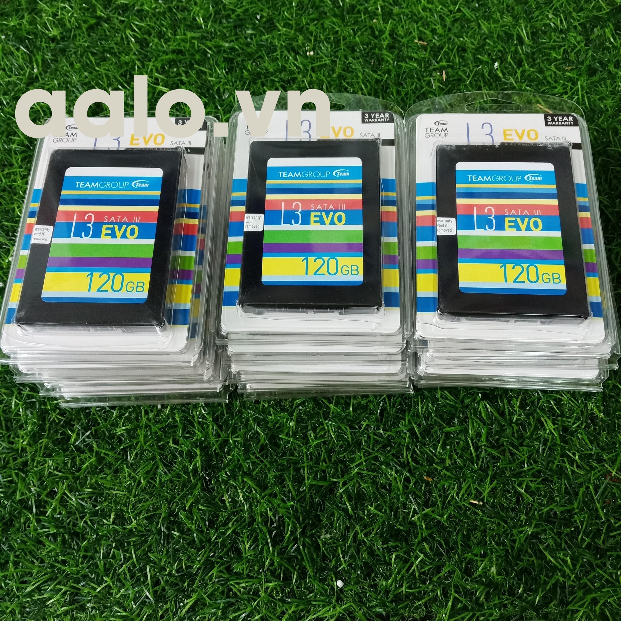Ổ cứng SSD 120G TeamGroup L3 EVO 2.5