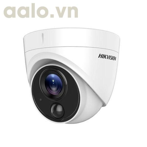 Camera / DS-2CE71D8T-PIRL/ HD-TVI bán cầu hồng ngoại 20m