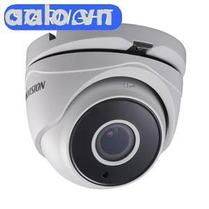 Camera / DS-2CE56D8T-IT3Z / HD-TVI Starlight 2MP bán cầu hồng ngoại 40m