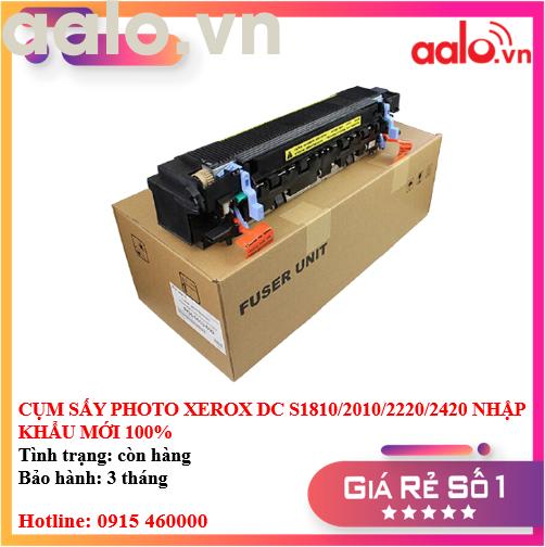 CỤM SẤY PHOTO XEROX DC S1810/2010/2220/2420 NHẬP KHẨU MỚI 100% - AALO.VN