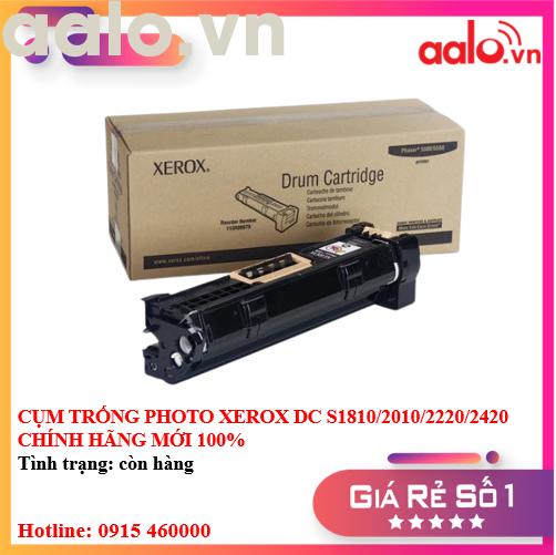 CỤM TRỐNG PHOTO XEROX DC S1810/2010/2220/2420 CHÍNH HÃNG MỚI 100% - AALO.VN
