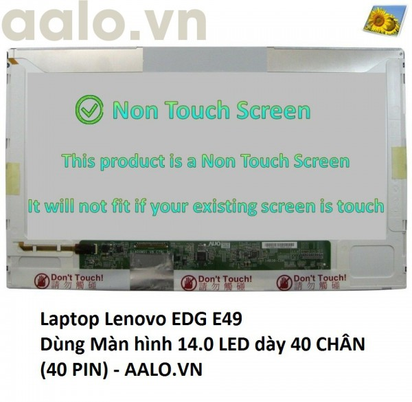 Màn hình laptop Lenovo EDG E49