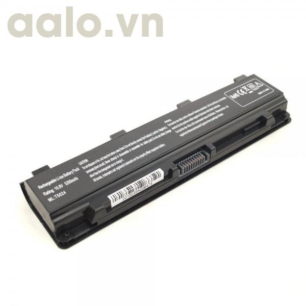 Pin Laptop Toshiba 5200mAh Battery for Toshiba Satellite C840 L850 L855-118 M800D P875 PA5024U-1BRS- Battery Toshiba