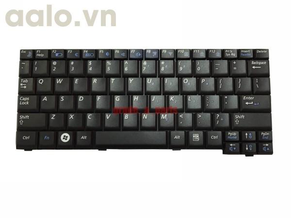 Bàn phím Laptop Samsung NC10 NC310 ND10 N108 N110 US Black - keyboard Samsung