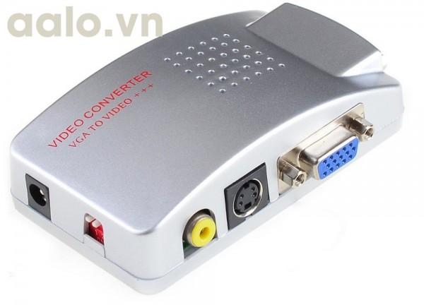 Bộ chuyển VGA ra AV ( Video )