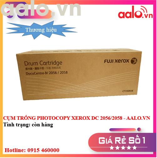 CỤM TRỐNG PHOTOCOPY XEROX DC 2056/2058 THƯƠNG HIỆU - AALO.VN