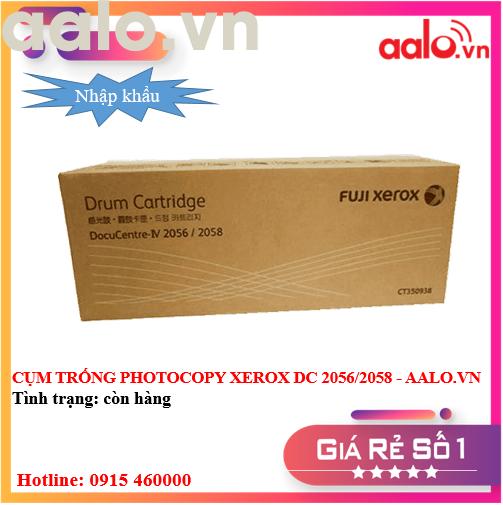 CỤM TRỐNG PHOTOCOPY XEROX DC 2056/2058 NHẬP KHẨU - AALO.VN