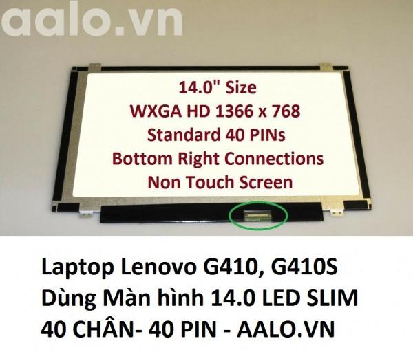 Màn hình laptop Lenovo G410, G410S