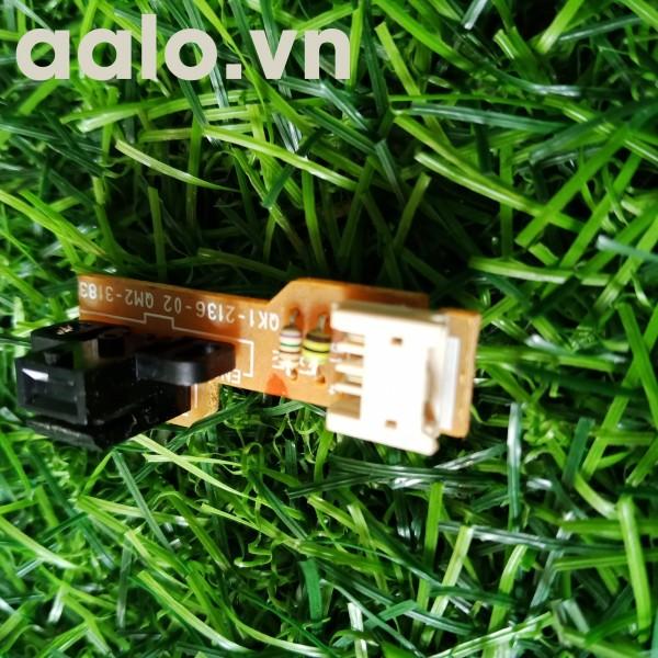 Sen sơ cảm biến mô tơ mực vào Máy in Phun màu Canon IX 4000