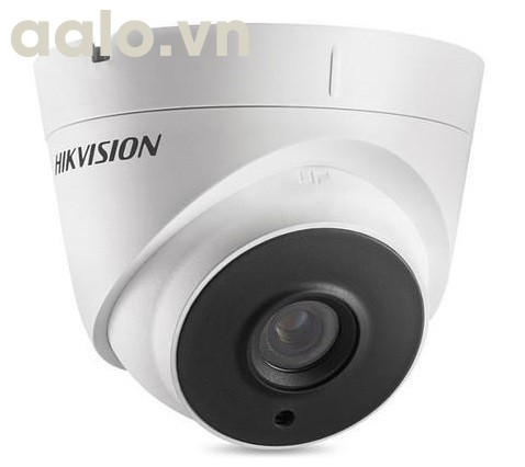 Camera / DS-2CE56D8T-IT3E / HD-TVI  Starlight 2MP bán cầu hồng ngoại 40m