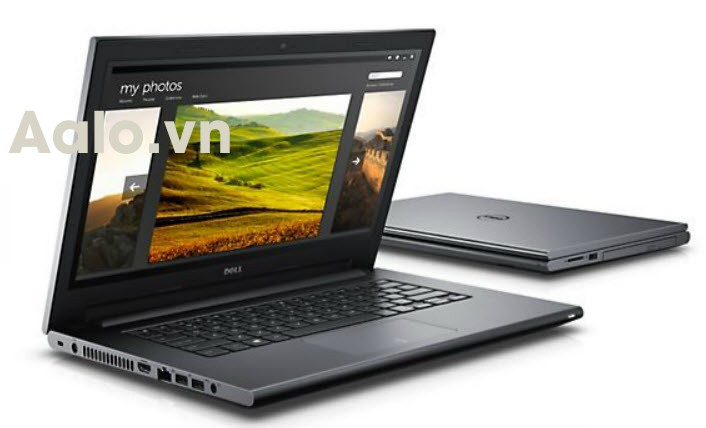 Laptop cũ Dell Inspiron 3443 (Core i5 5200U, RAM 4, HDD 500GB, Nvidia GeForce 820M, HD 14 inchCH)
