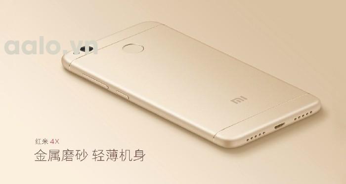 Điện thoại Xiaomi Redmi 4X