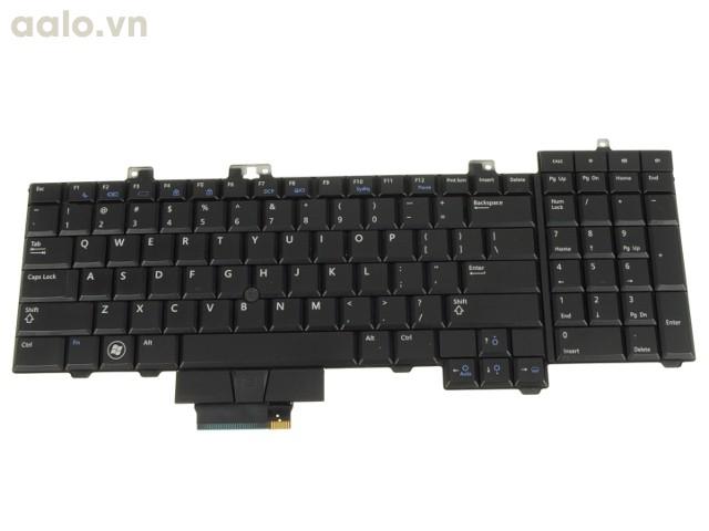 Bàn phím laptop Dell Precision M6500 - Keyboad Dell