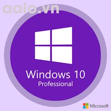 Windows 10 Pro Full Retail Key 32/64 Bit 1 Người dùng (trọn đời)
