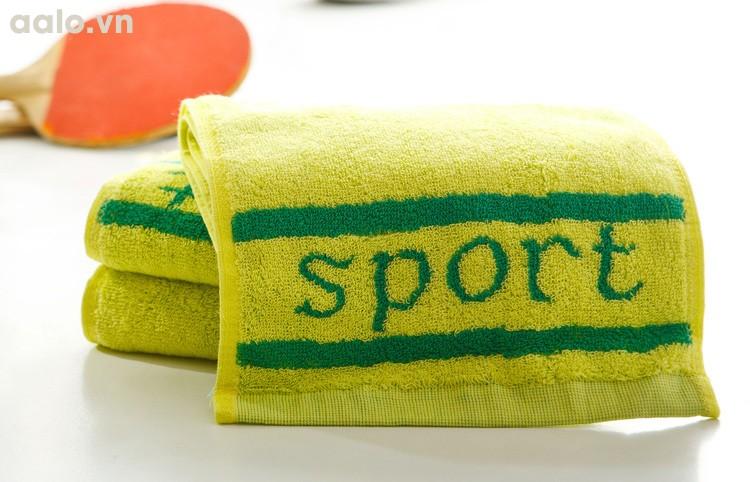 khăn thể thao