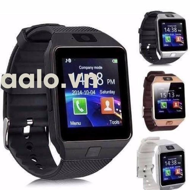Đồng Hồ Thông Minh Smartwatch DZ09 - aalo.vn