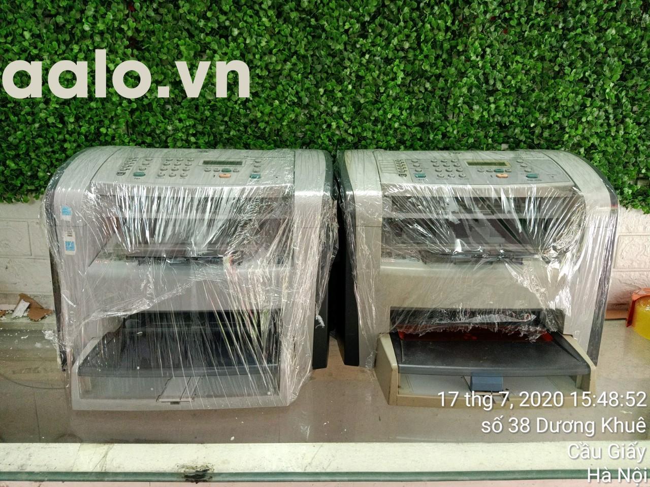 Máy in đa chức năng HP LaserJet M1319F ( hộp mực + dây nguồn + dây USB mới ) - aalo.vn