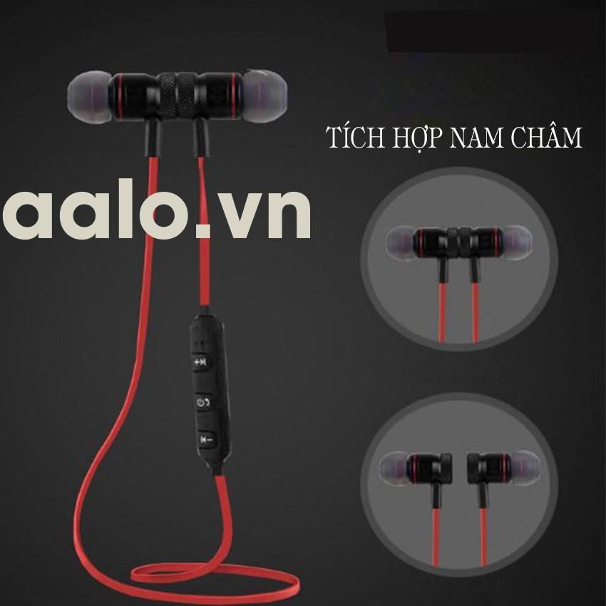 Tai Nghe Nhét Tai S8 Pro( Mic+ Nam Châm) - aalo.vn