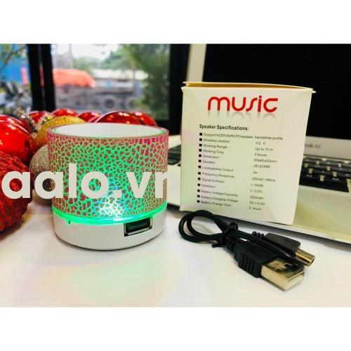 Loa mini Bluetooth hld 600 - aalo.vn